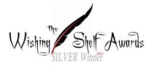 The Wishing Shelf Awards 2013 Silver Winner
